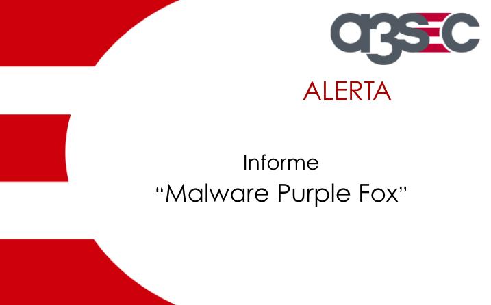 Malware Purple Fox